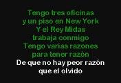 Ricky Martin - Asignatura Pendiente (Karaoke)