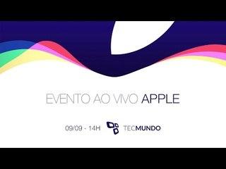 Evento Apple: anúncio do iPhone 6s, 6s Plus, Apple TV e iPad Pro — ao vivo às 14h