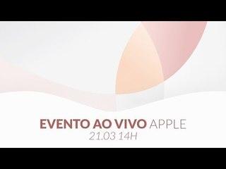 Evento Apple: anúncio do iPhone SE, do novo iPad Pro e do iOS 9.3 — ao vivo às 14h