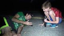 4K Tarantula Taste Test Another Odd Adventure. Nature, Fun, Fishing, Herping.