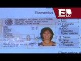 Instituto Nacional Electoral exhorta a mexicanos a renovar la credencial para votar/ Titulares