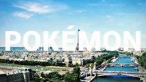 Trailer officiel de Pokémon GO