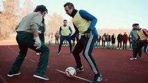David Alaba & Frank Ribery VERKLEIDEN sich als NOOBS!