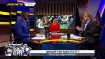 Dallas Cowboys Week 11 win over the Ravens was Dak Prescotts greatest achievement | UNDIS