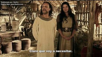 La tierra prometida cap 258 y cap 259 en español. Mara se acerca a la hechicería para perjudicar a Eloi