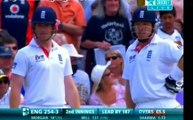 Ian Bell Run Out Incident MS Dhoni - India vs England 2nd Test