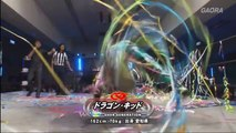 Jimmyz (Genki Horiguchi HAGeeMee, Jimmy Susumu & Ryo Jimmy Saito vs. Over Generation (CIMA, Dragon Kid & Takehiro Yamamura) - Dragon Gate King of Gate (2017) - Day 18