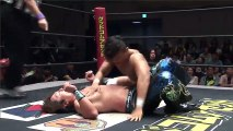 HARASHIMA vs. Tetsuya Endo - DDT BLACK OUT Presents King of DDT (2017) - Final Round