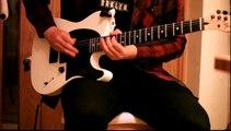 Slipknot   Killpop Guitar Solo   Fender Jim Root Telecaster