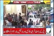 Raat 12 beje ke baad Sharif family ne galiyan di hai Imtaiz Alam, Rana Jawad,Mujeeb ur Rehman Shami ko jinho ne ye rally
