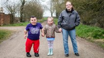 Dad With Dwarfism Powerlifting His Way To 2020 Paralympics: BORN DIFFERENT