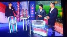 FA CUP QUARTER FINAL DRAW LIVE SUTTON UNITED MAN UTD CHELSEA MILLWALL SPURS MAN CITY MIDDL