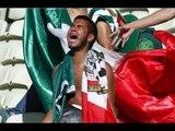 Capitalinos lloran la derrota de la selección mexicana ante Holanda / México fuera del mundial
