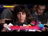 Verónica Castro conmovida por teatro que llevará su nombre   Sale el Sol