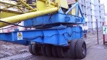 Heavy Equipment Accidents caught on tape . Trucks Disasters - Trucks fails , skills #3