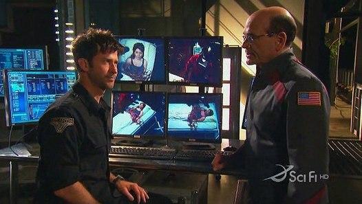 Stargate Atlantis S05E02 The Seed - video dailymotion