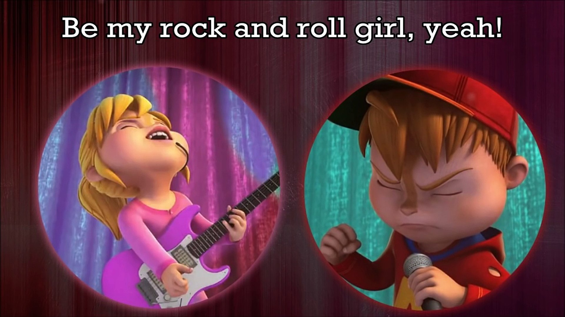 Alvin And The Chipmunks Alvin And Brittany rock n roll lover alvin seville and brittany miller lyrics