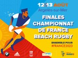 Finales Beach Rugby