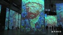 Une immersion dans les toiles de Van Gogh à La Villette