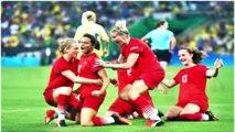 Rio Olympics Women Football 2016   Germany vs Sweden Germany Wins GOLD MEDAL Rio Olympics