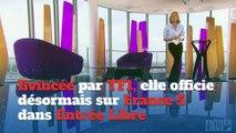 Claire Chazal va écrire un livre sur l'après-TF1