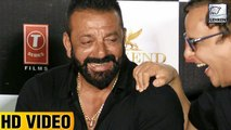 Sanjay Dutt Trolls Media Reporter During Bhoomi Trailer Launch