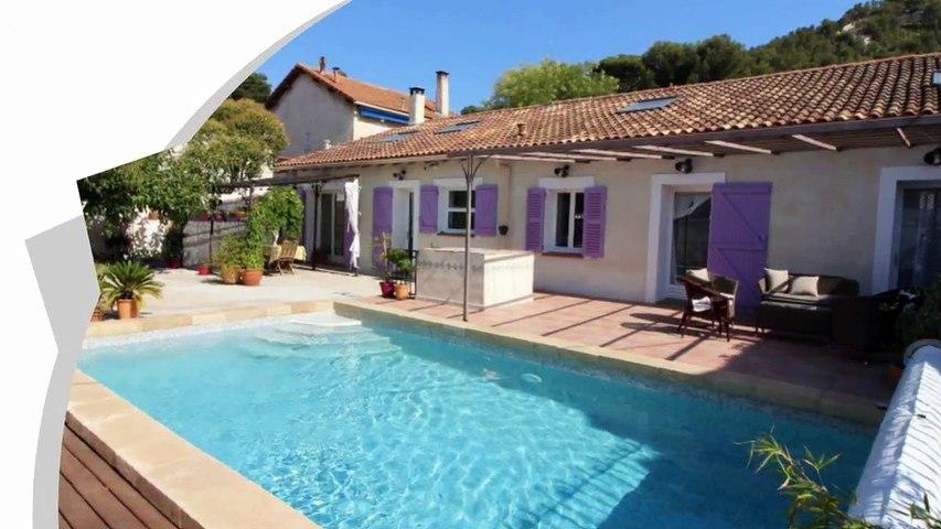 A vendre - Maison/villa - Marseille (13009) - 5 pièces - 120m²