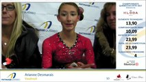 Championnats québécois d'été 2017 / Juvénile Dames moins de 14 ans Gr.1  Glace 3 (6)