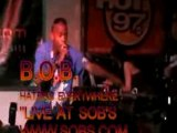 Wes Fif Feat. B.O.B - HATERS EVERYWHERE WE GO -  NEW LIVE