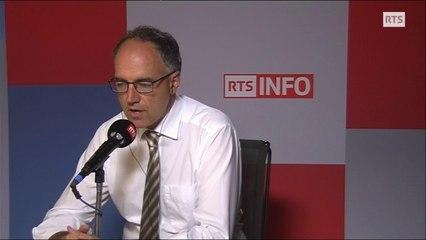 L'invité de la rédaction – Christophe Darbellay