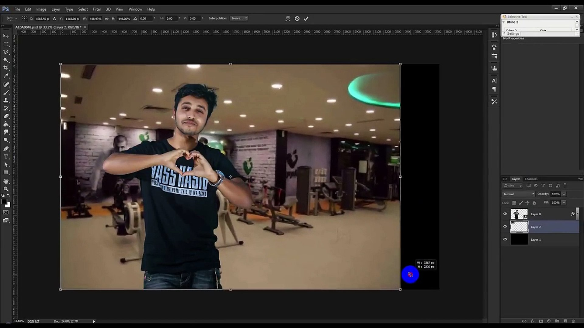 Photoshop Tutorials - Hass Hasib