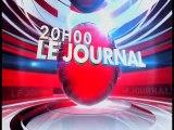 REPLAY - JT Français 20h - Pr : CHEIKH TIDIANE DIAHO - 10 Aout 2017