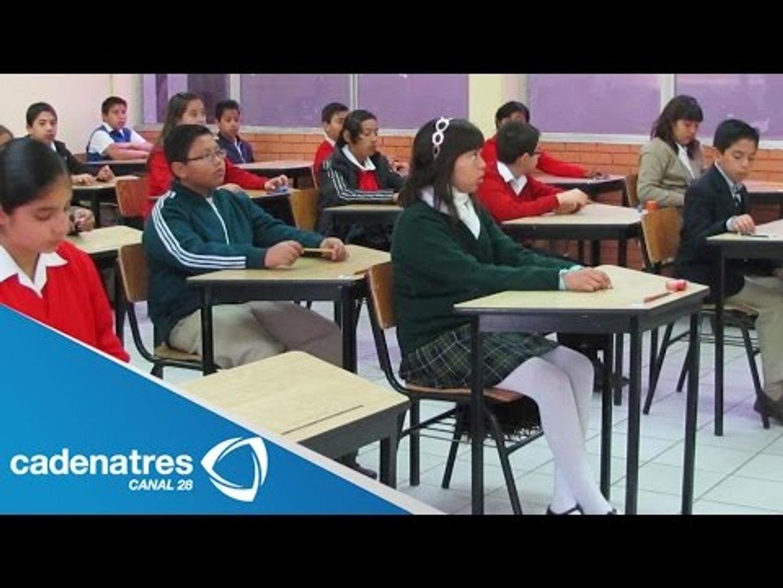 Comienza el ciclo escolar 2014-2015 / 26 millones de estudiantes regresan a clases