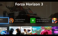 FIRST LOOK: Next Major Xbox System Update (2017)