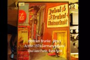 """Wolfram Brunke""""Direct Action"""" 1973 Germany private Soul Jazz Funk, Euro funk"""