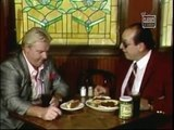 Gorilla Monsoon & Bobby Heenan visit Tony Packos Cafe Prime Time Nov 1st, 1988