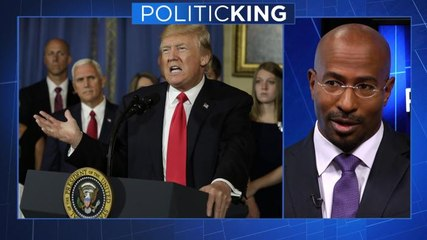 Van Jones: It's 'delusional' to think Trump presidency ends by impeachment