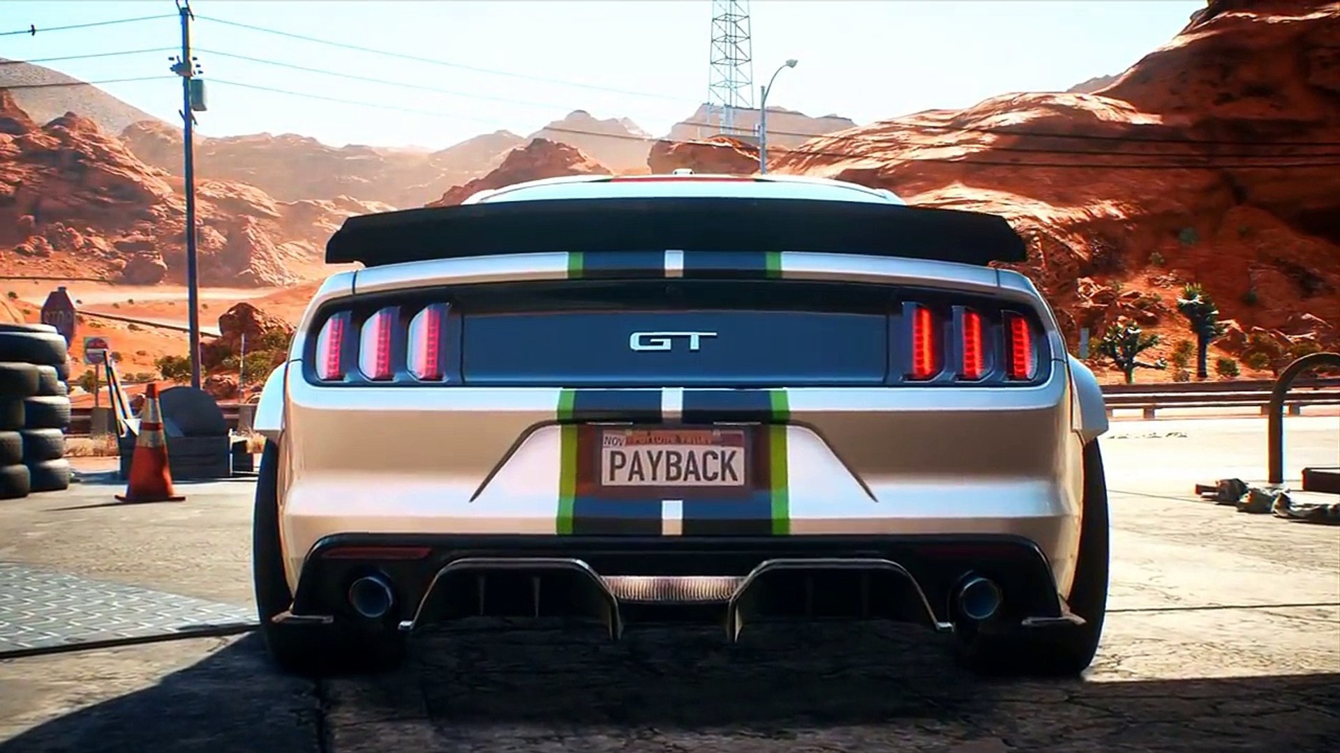 Need For Speed Payback Mustang Gt Ardusat Org