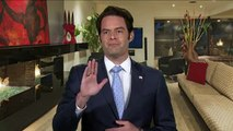 SNL Weekend Update Anthony Scaramucci FaceTimes the Show (Bill Hader) - SNL