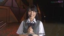 [BEAM] 18th Single Nogikoi Real - Ikuta Erika (English Subtitles)