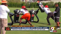 Exclusive interview with Marvin Lewis