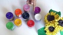 DIY Garrafas Decoradas estilo Romero Britto Artesanato terapia do Compartilhando Arte