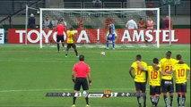 Disputa de Pênaltis - Palmeiras-BRA x Barcelona-EQU - Copa Libertadores - Globo 60FPS - 09/08/2017