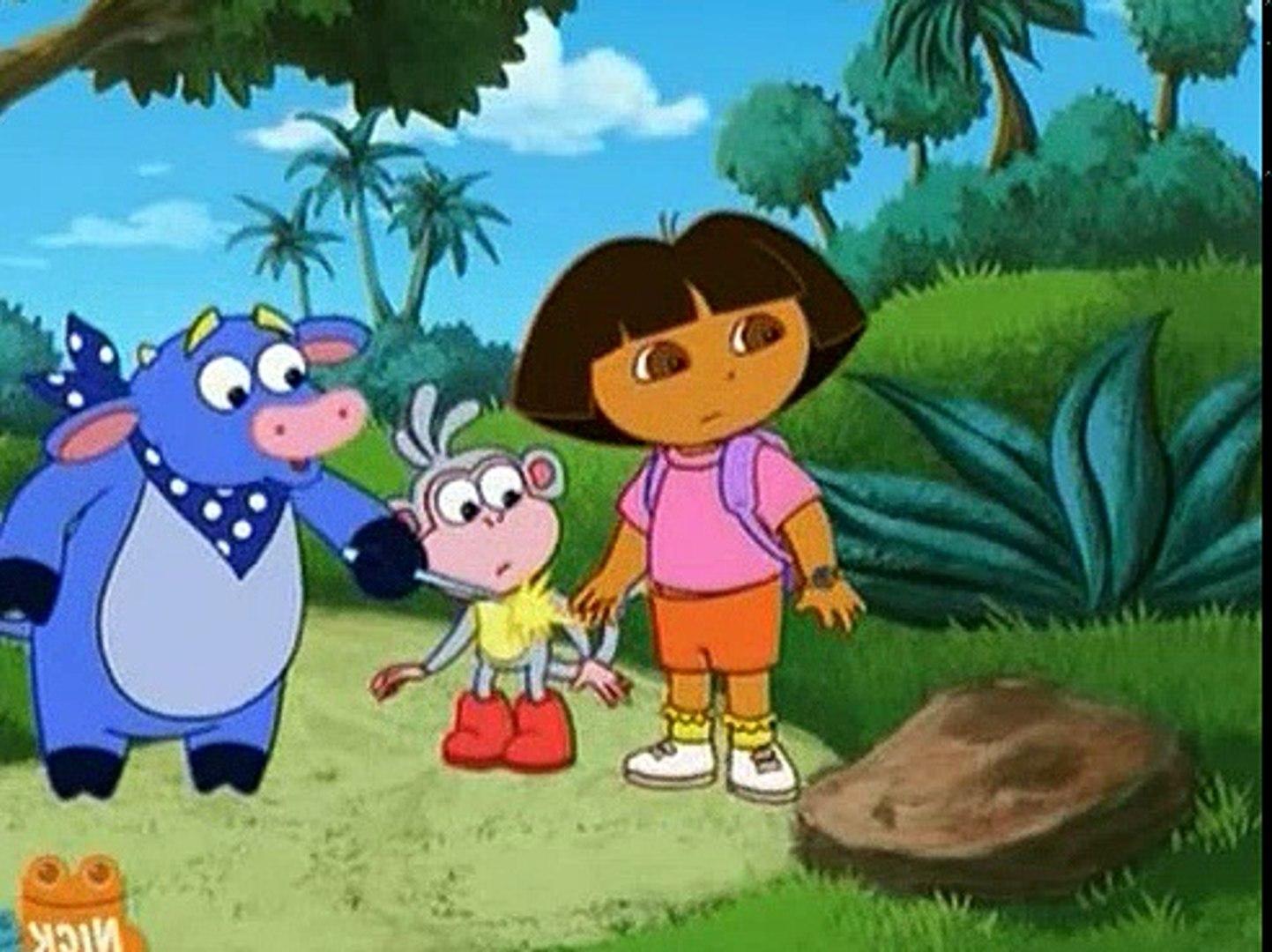 Dora the Explorer 305 - The Big Potato