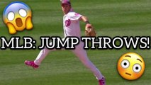MLB | Jump Throws
