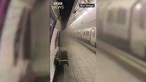 La station de métro londonienne Oxford Circus évacuée