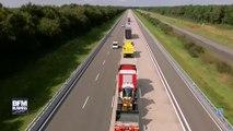 Après la voiture autonome, les camions autonomes
