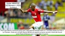JT du Mercato (11/08/17) : Mbappé vers PSG, Dembélé vers Barcelone, Aurier vers MU...