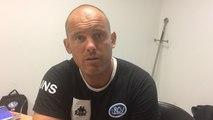Rugby : la saison de Pro D2                                           vue par l'entraîneur du RC Vannes
