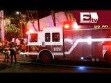 Incendio consume diez departamentos de un condominio en la delegación Iztacalco/ Comunidad